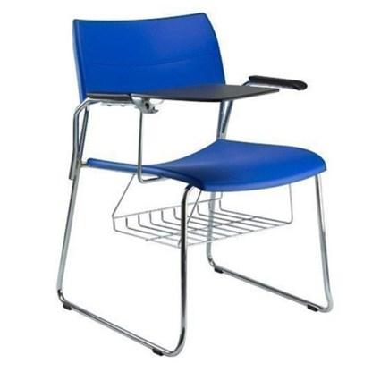 Cadeira Universitária com Prancheta e Porta Livros CANTAGALO