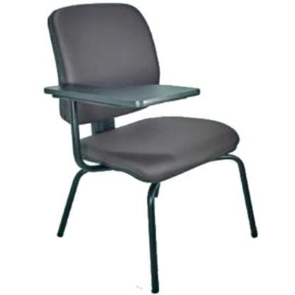 Cadeira com Prancheta e Porta Livros UNIVERSITÁRIA