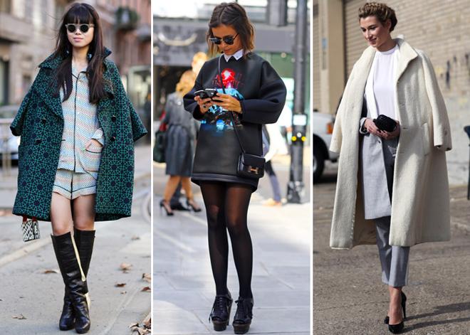 moda outono inverno confortável