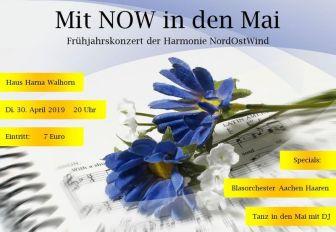 Konzert-Walhorn Titel