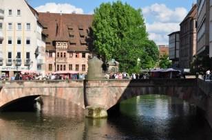 Old Bridge in Nuremberg