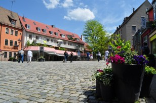 Nuremberg's cobbled streets