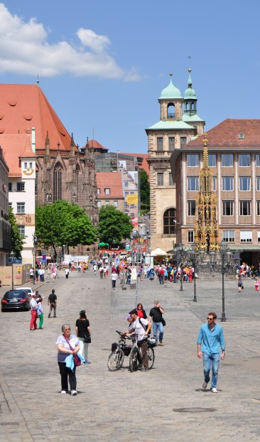Central Nuremberg