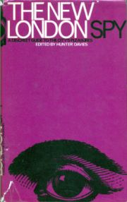 The cover of the New London Spy (1966)
