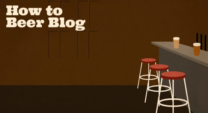Illustration of a pub: How to Beer Blog.
