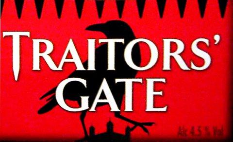 Fuller's Traitors' Gate Pumpclip.