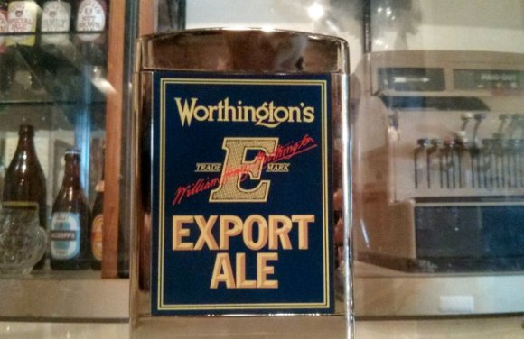 Worthington E Keg Beer