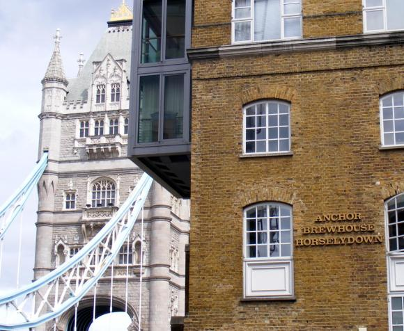 The Anchor Brewhouse, Tower Bridge, London.
