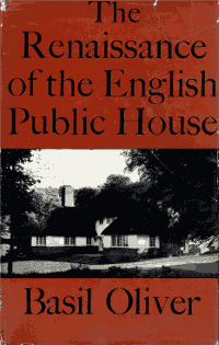 Cover: The Renaissance of the English Public House.