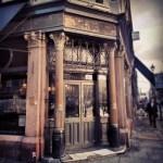 The Ten Bells, Whitechapel, exterior.