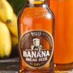 Banana Bread Beer bottle.