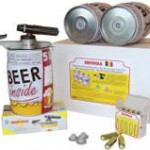 Mini kegging kit from Brewferm.