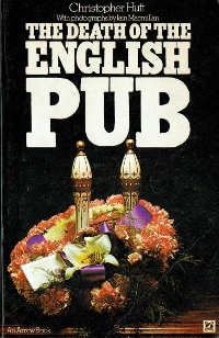 The Death of the English Pub (cover)