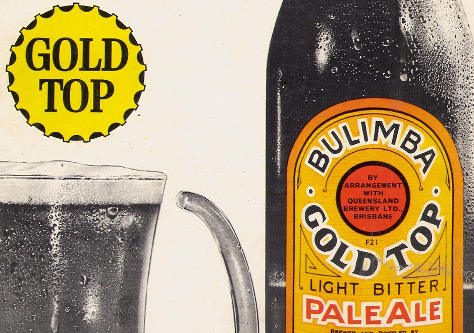 Bulimba Gold Top