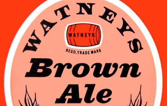 Kegronomicon: Watney's Brown, 1965