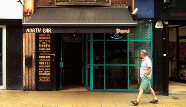 North Bar, Leeds, in June 2013.
