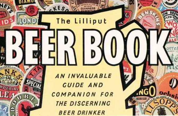 The Lilliput Beer Book, 1956