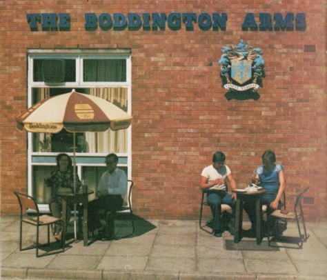 The Boddington Arms, Wilmslow, Cheshire (photo by John Howarth from, '200 Years of Beer', Boddington's, 1978)