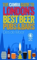 The cover of The CAMRA Guide to London's Best Beer, Pubs & Bars.