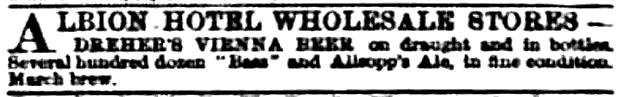 Tuesday 17 November 1868 , Manchester Courier and Lancashire General Advertiser.