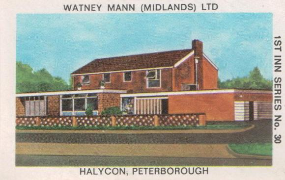 The Halcyon, Peterborough.