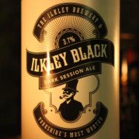 Ilkley Black label.