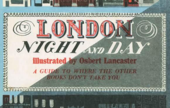 BOOKS: London Night & Day, 1951