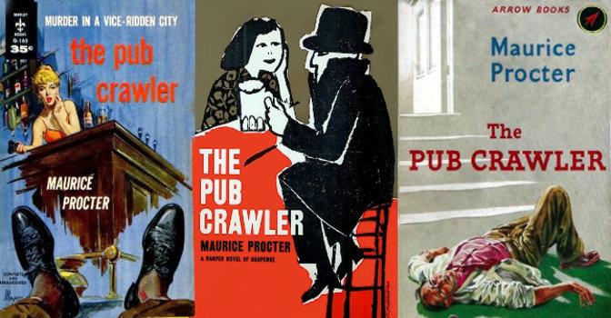 BOOK REVIEW: The Pub Crawler