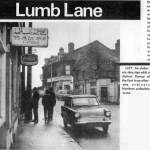 Lumb Lane, from 'Changing Bradford', 1969, via Bradford Timeline on Flickr.
