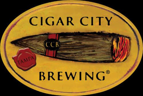 Cigar City Brewing logo.