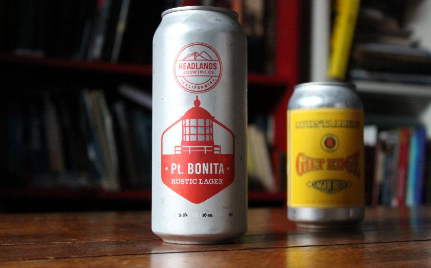 Magical Mystery Pour #6: Headlands Pt. Bonita Rustic Lager