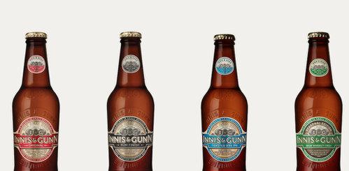Innis & Gunn bottles.