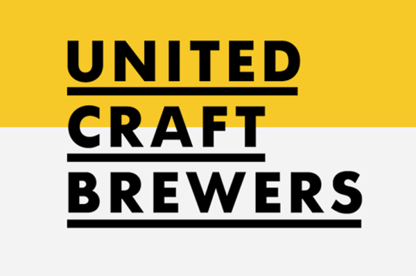 United Craft Brewers logo.