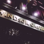 Pub Sign: The Windsor Castle