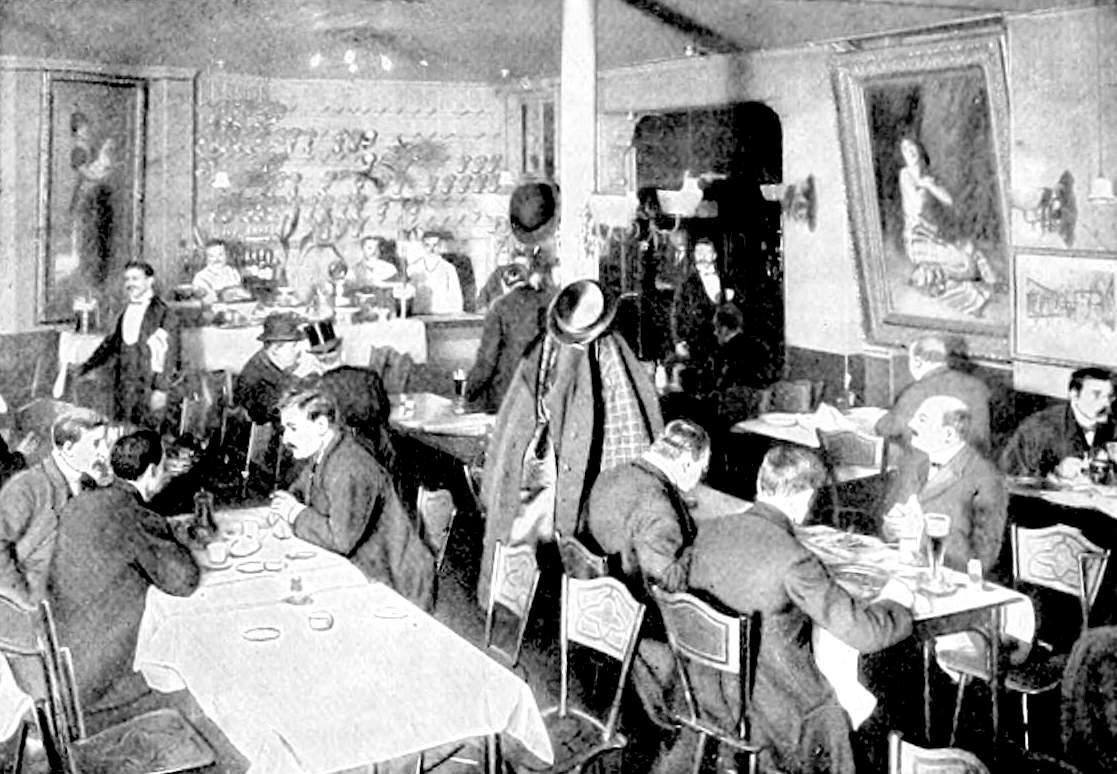 QUOTE: Joseph Conrad's Silenus Beer Hall