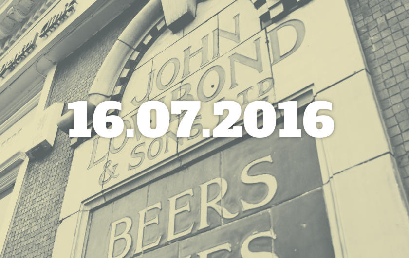 News, Nuggets & Longreads 16 July 2016: Root Beer, Lisbon, Pub Habits
