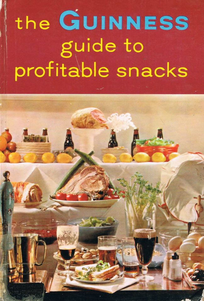 The Guinness Guide to Profitable Snacks (cover)