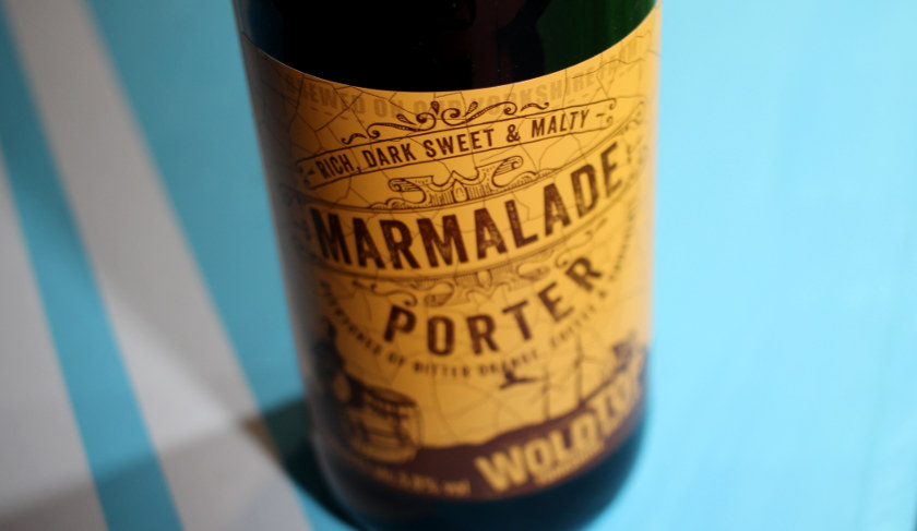 Magical Mystery Pour #18: Wold Top Marmalade Porter