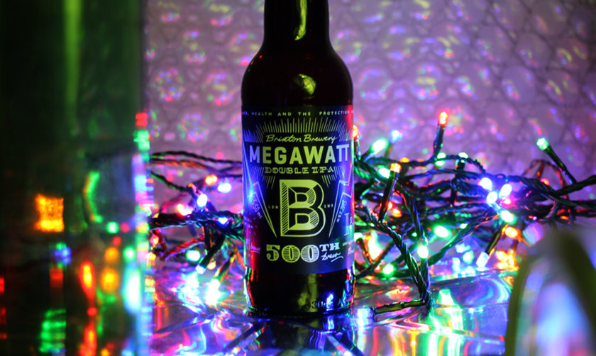 Magical Mystery Pour #22: Brixton Megawatt Double IPA