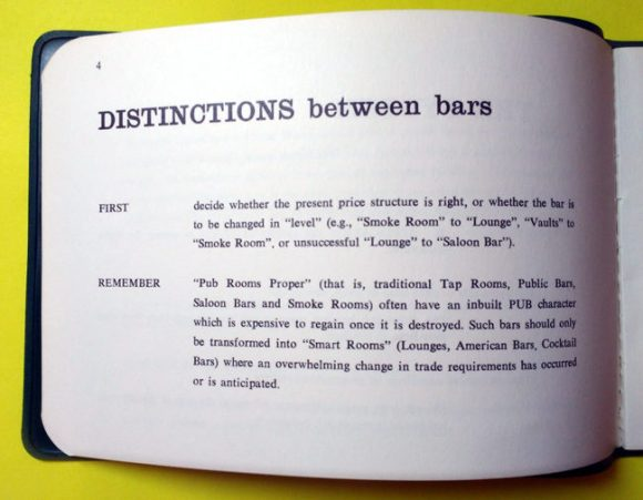 Page 4: Distinctions Between Bars.