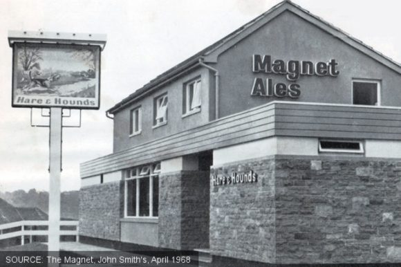 The Hare & Hounds (exterior)