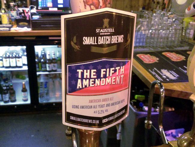 Fifth amendment pumpclip.