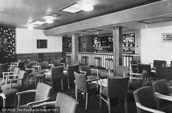 Lounge of the King's Head