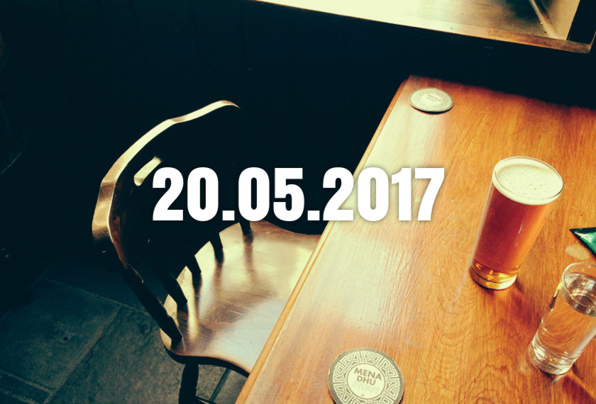 News, Nuggets & Longreads 20 May 2017: Hops, The Heatons, Homogoneity