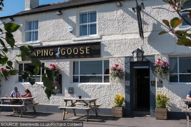 The Gaping Goose, Leeds.