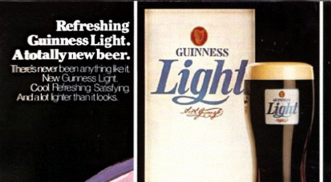 Guinness Light
