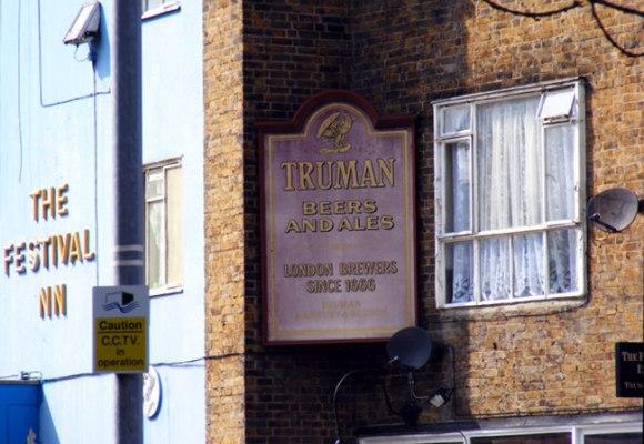 The Festival Inn, Poplar.