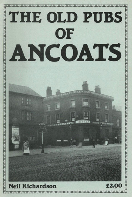 The Old Pubs of Ancoats