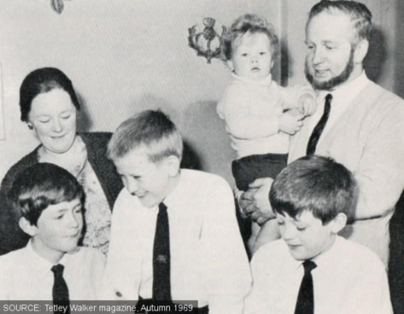 A family photograph.