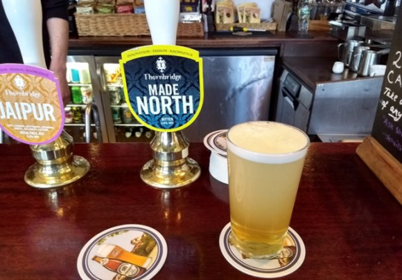 Thornbridge Made North.